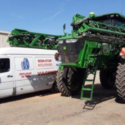 Service mobil roti pentru utilaje agricole si industriale